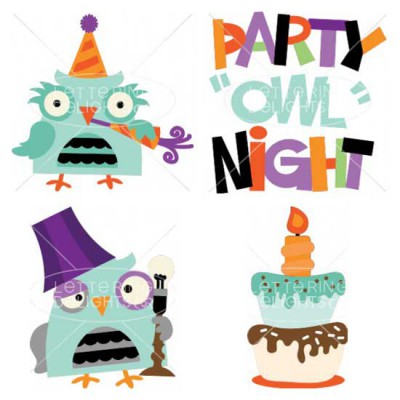 Party Owl Night - CS
