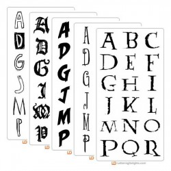 Top Ten Halloween Fonts