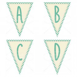 Little Pumpkin - Pennants - PR