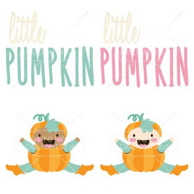 Little Pumpkin - Baby - GS