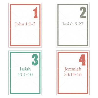 Scripture - Advent - GS