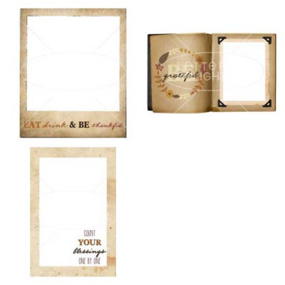 Harvesting Memories Photocards - GS