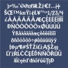 LD Ice Princess - Font -  - Sample 4