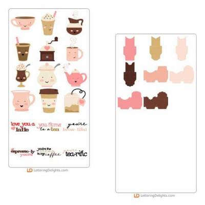 Love You A Latte Cut It Bundle