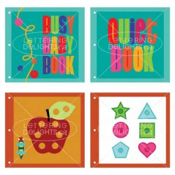 Busy Baby Book - CP