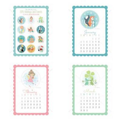 Holiday Events 2015 Calendar - GS