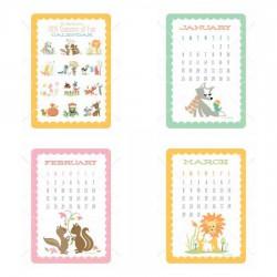 Seasons Fun 2015 Calendar - GS