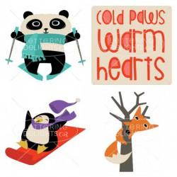 Cold Paws - CS