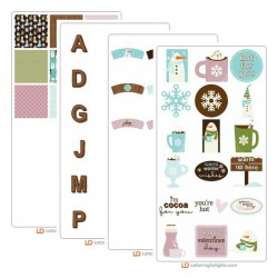 Hot Chocolate For You Graphics Bundle