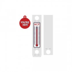 Thermometer Candy Holder - CP