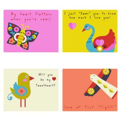Hearts-A-Flutter Valentines - PR