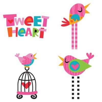 Long-Legged Love Birds - GS