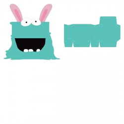 Easter Beasties - Bag - CP