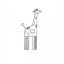 Giraffing Out Loud - Giraffe - SK
