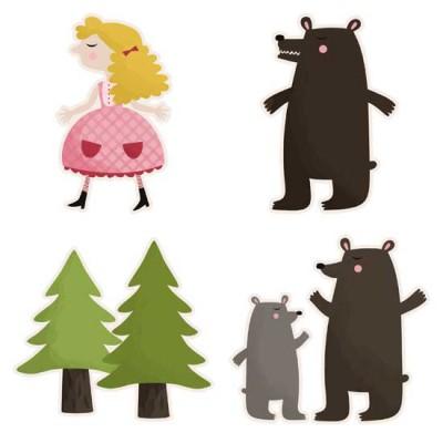 Shadow Play - Three Bears - GS