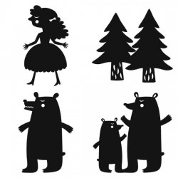 Shadow Play - Three Bears - PR