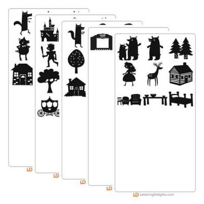 Shadow Play Printables
