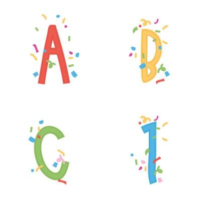 Confetti Party - AL