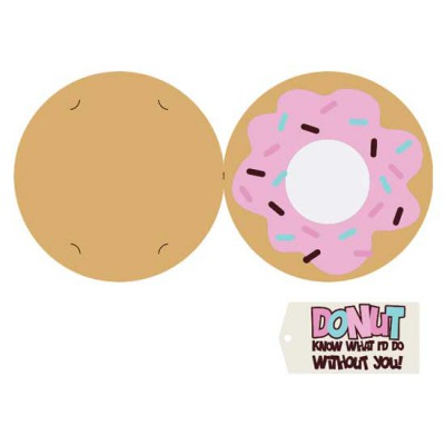 Donut Gift Card Holder - CP
