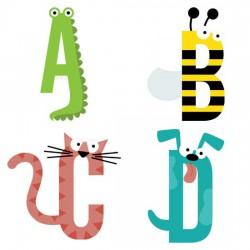 Animal Alphabet - GS