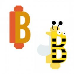 Animal Alphabet B - CP