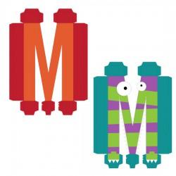 Animal Alphabet M - CP