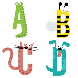Animal Alphabet - CS