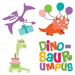 Dino-saurumpus - GS