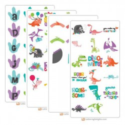 Dino-mite Cut Set Bundle