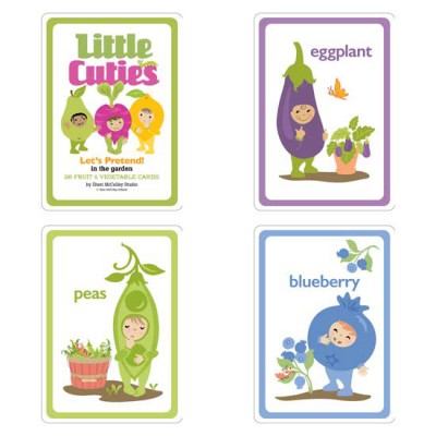 Little Cuties Garden - Cards - GS