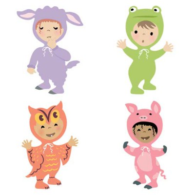 Little Cuties Animal - Kids - GS
