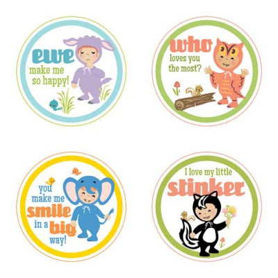Little Cuties Animal - Tags - GS