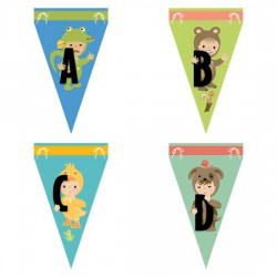 Little Cuties Animal - Banners - GS