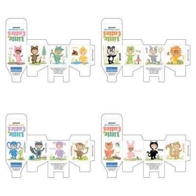 Little Cuties Animal - Boxes - PR