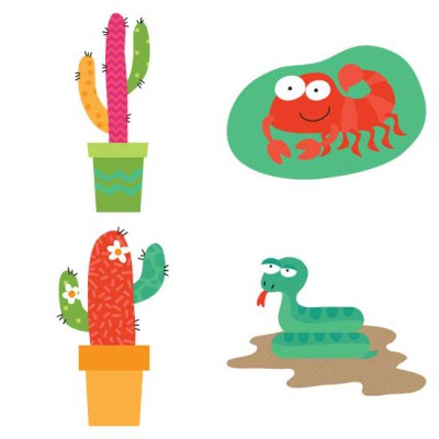 Prickly Pear and Pets GS