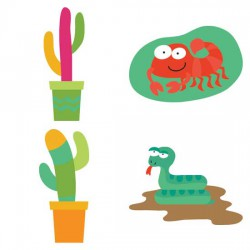 Prickly Pear and Pets CS