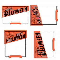 Photocard Favs - Templates - Halloween - GS