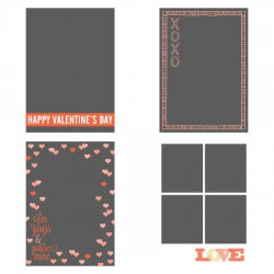 Photocard Favs - Templates - 5x7 - GS