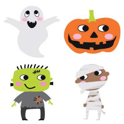 Confetti Halloween - CS