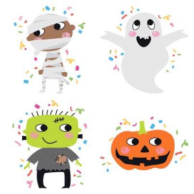 Confetti Halloween - GS
