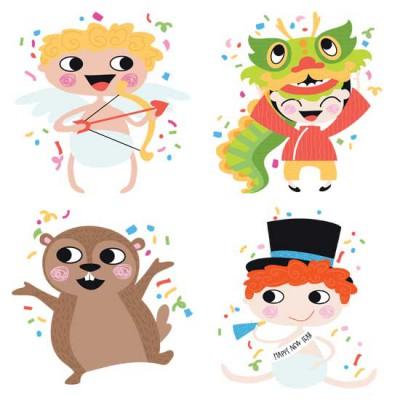 Confetti Holidays - GS