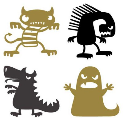 Shadow Play - Monsters - SS