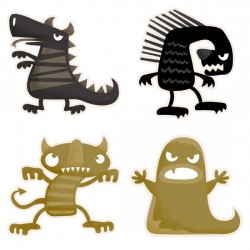 Shadow Play - Monsters - GS