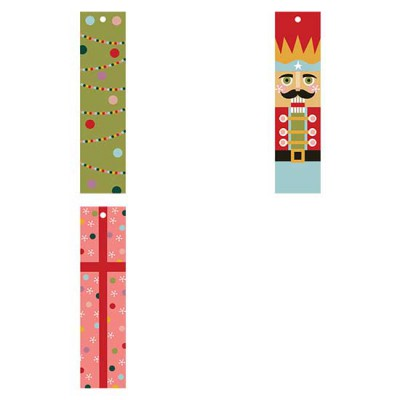 Nutcracker Suite - Gift Tags - PR