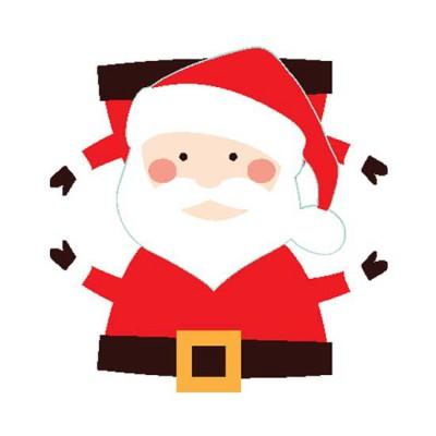 Santa Spirit Candy Legs - CP
