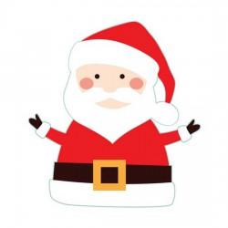 Santa Spirit Candy Legs - PR