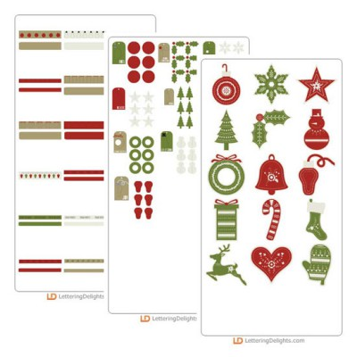 Simply Christmas Cut Bundle