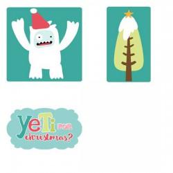 Yeti For Christmas - GS