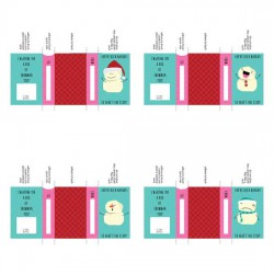 Snow-Brainers - Tic Tac Covers - PR