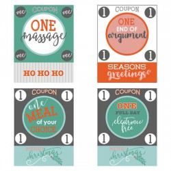 Seasons Greetings - Matchbook Coupons - PR